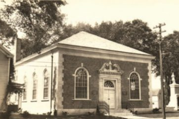 1929: A view of our main street branch