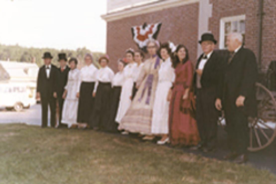1971: Kennebunk centennial main street branch