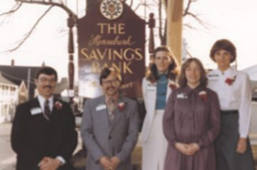 1983: Lower Village open