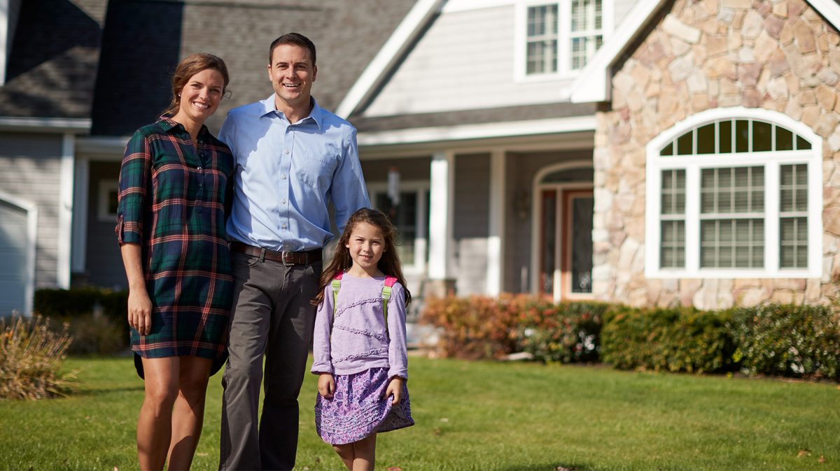 family homeowners