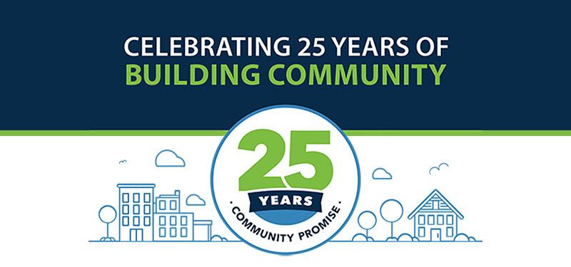 Kennebunk Savings Celebrates 25 Years of Giving
