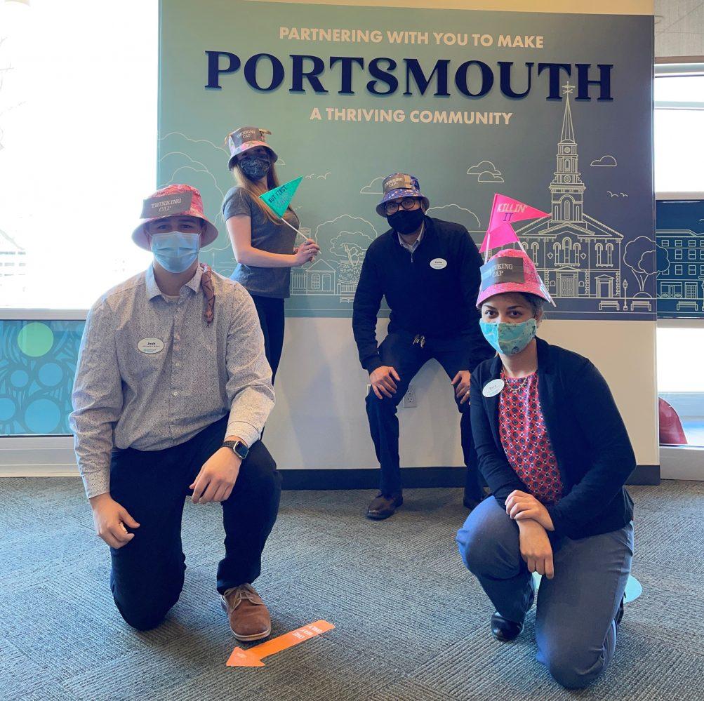 Portsmouth team, Carlos, Dory
