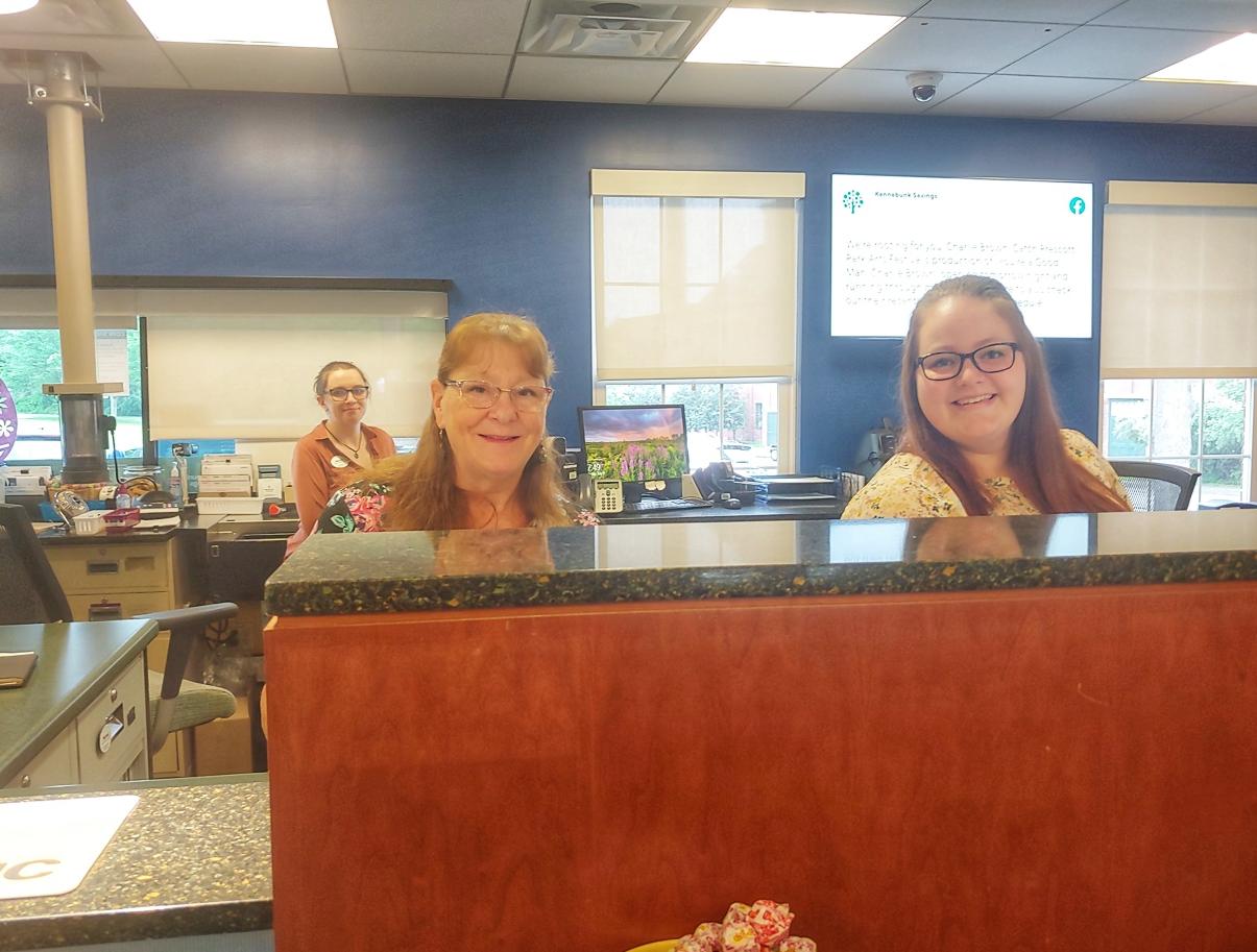 Customer Service Assistant Jobs at Kennebunk Savings