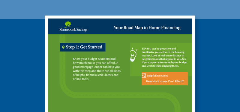 Home Financing Infographic