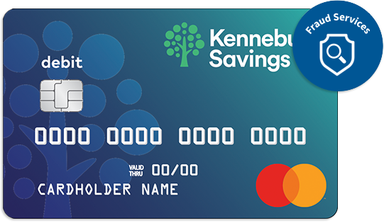 Kennebunk Savings Debit Card