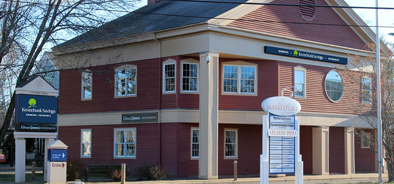 Kennebunk Savings' Lower Village Branch Moves for Renovations