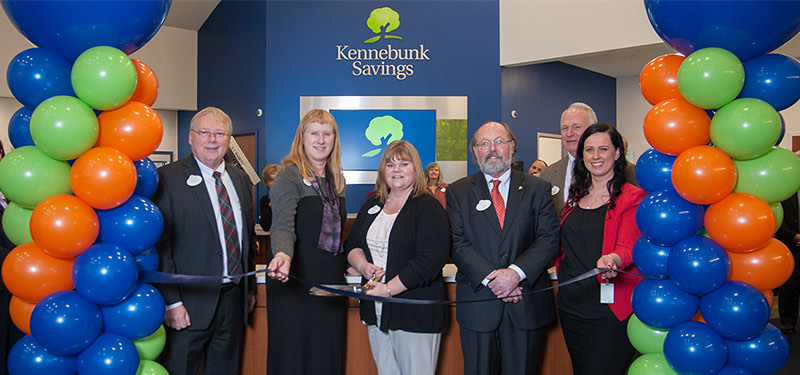Kennebunk Savings Opens Sixth New Hampshire Office in Stratham